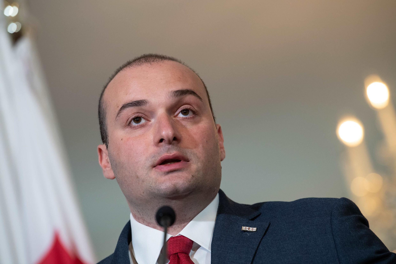 Премьер-министр Грузии Мамука Бахтадзе объявил о своей отставке