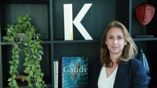 Laure Salvaing - directrice générale de Kantar Public - Dimanche politique