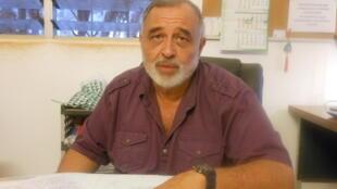 """Carlos Schwarz, dirigente da ONG Guineense """"Acção para o Desenvolvimento"""""""