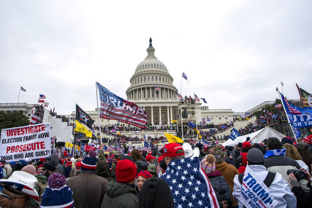 USA - manifestation - Capitol