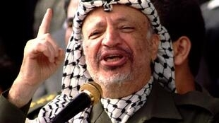 Yasser Arafat  in 1994