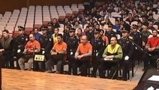 Phiên tòa tại Urumqi Tân Cương hôm 08/12/2014 đã tuyên 8 án tử hình vì vụ  tấn công vào nhà ga và khi chợ làm hàng chục người thiệt mạng. .