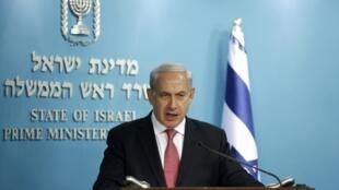 Le Premier ministrer israélien, Benyamin Netanyahu, a donné consigne à son gouvernement de ne pas commenter la situation en Egypte. Une partie de la presse y voit une marque d'inquiétude de la part des autorités de l'Etat hébreu.