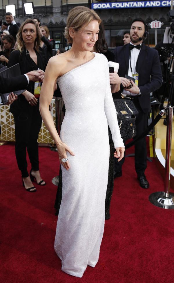 Рене Зеллвегер, актриса, сыгравшая роль Джуди Гарленд в биографической ленте «Джуди»
