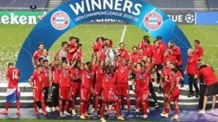 Tawagar kungiyar kwallon kafa ta Bayern Munich