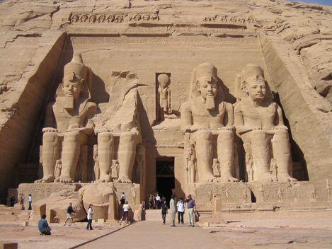 Le musée égyptien de plein air de la Nubie à Assouan représente un patrimoine culturel inestimable, héritage d'une longue série de pharaons.