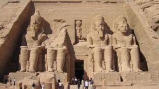 Le musée égyptien de plein air de la Nubie à Assouan.