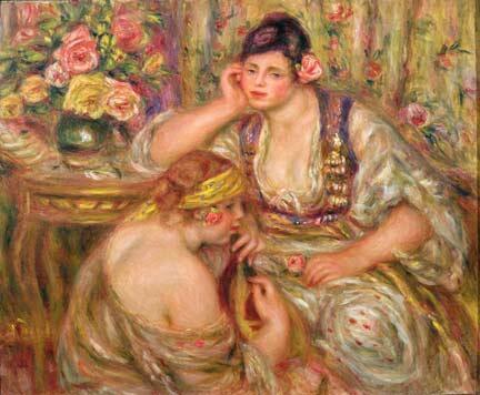 «Le concert» de Pierre-Auguste Renoir (vers 1918-19).