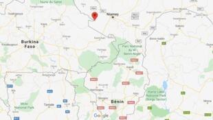 Situation de Bossey Bangou, près de la frontière burkinabè.