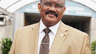 Le général Abdallah Wafy est le représentant du Niger auprès des Nations unies.