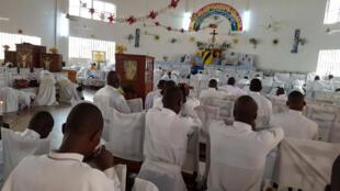 Les Chrétiens Célestes, Akpakpa-Centre, au Bénin