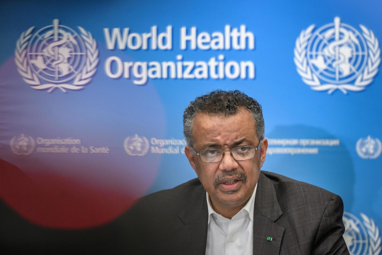 世界衛生組織總幹事2020年2月12日