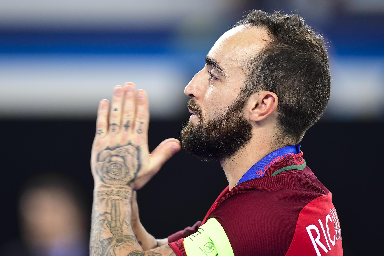 Ricardinho - Futsal - Accs - Desporto - Portugal - França - Selecção Portuguesa