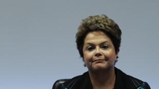 Presidente Dilma Rousseff concedeu várias entrevistas ao longo da semana.