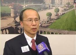 台灣駐巴黎代表呂慶龍先生