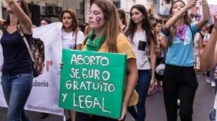 Segundo Paro Internacional de Mujeres - 8M - Santa Fe - Argentina