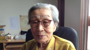 Kim Bok-dong a dû mentir à sa famille et ne s'est jamais mariée.