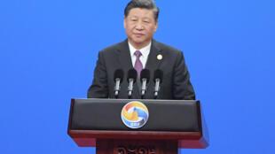 Chủ tịch Trung Quốc Tập Cận Bình, Bắc Kinh, 26/04/2019.