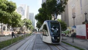 Ampliação da rede de transportes é o principal legado dos Jogos do Rio de Janeiro.