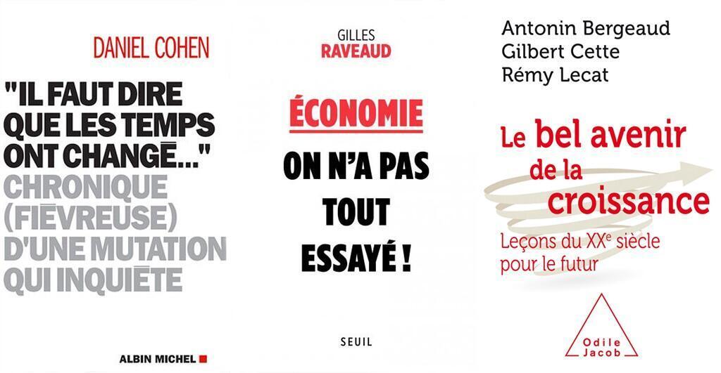 La rentrée littéraire économique.