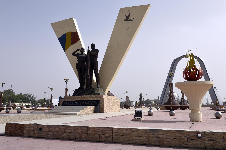 Moja ya maeno ya muhimu mjini N'Djamena