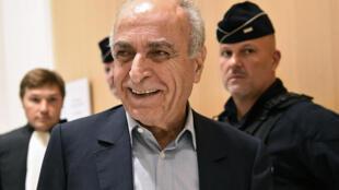 Retratação do empresário Ziad Takieddine no caso do suposto financiamento da campanha eleitoral de 2007 de Nicolas Sarkozy pela Líbia.