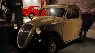 La Fiat 500 ou «Topolino» pour les Italiens.