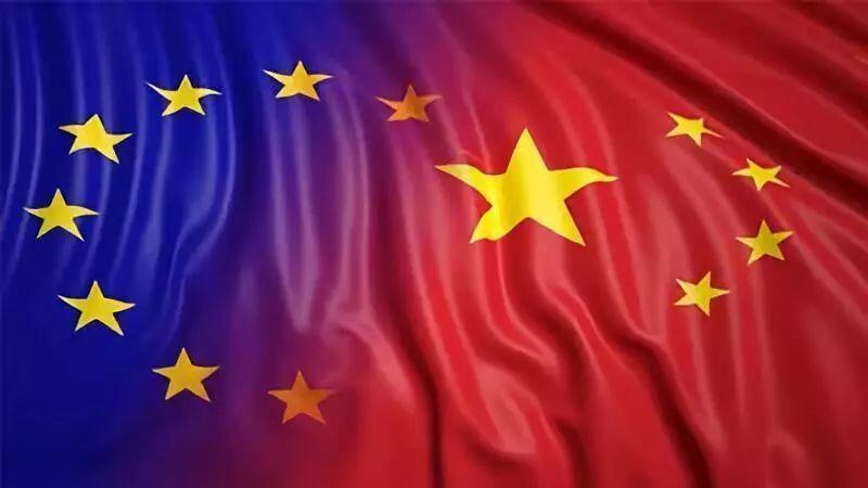 欧盟与中国关系报道图片