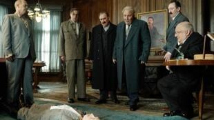 «La mort de Staline», un film d'Armando Iannucci.