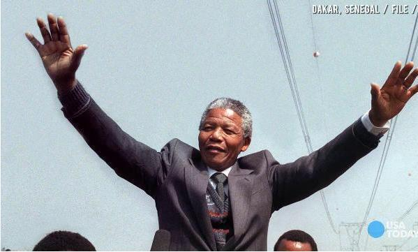 Hayati Nelson Mandela