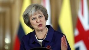 Firaministar Birtaniya Theresa May