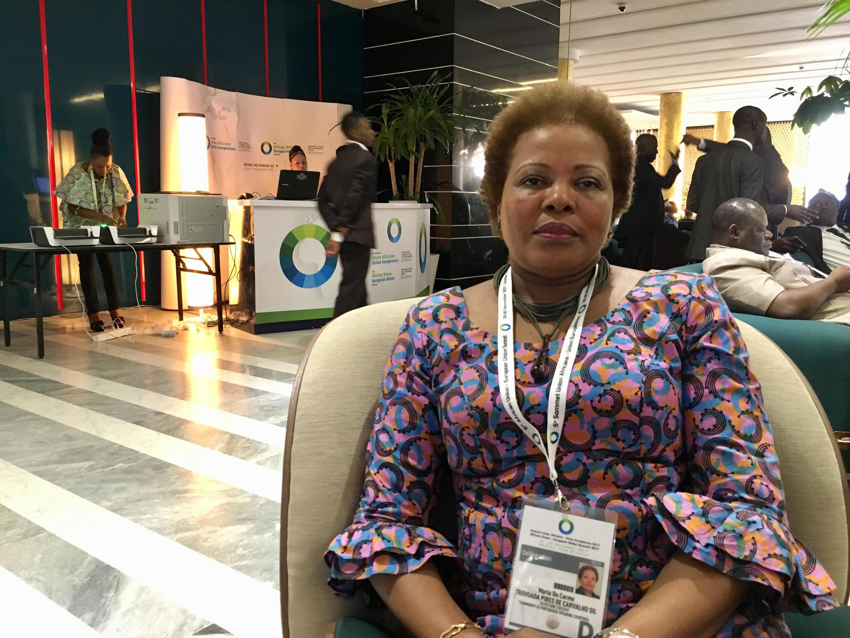 Maria do Carmo Silveira, secretária-executiva da CPLP
