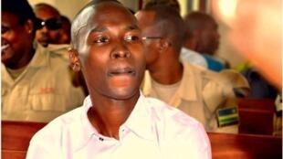 Jornalista Ntamuhanga Cassien