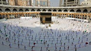 Hajj / pélerinage à La Mecque sous temps de covid-19