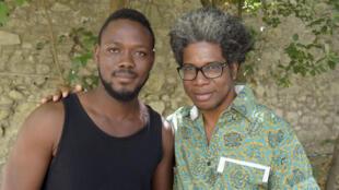 Gustave Akakpo et Marc Agbedjidji ont été à l'honneur le 18 juillet 2016 à Avignon avec leur texte « Si tu sors, je sors », une mise en voix dans le cadre de « Ça va, ça va le monde ! », organisé par RFI.