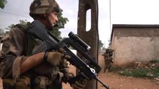 Mwanajeshi wa Ufaransa nchini Mali