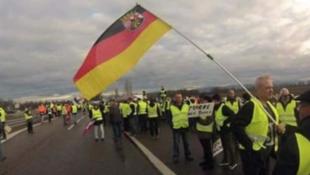 تظاهرات جلیقه زردها در آلمان