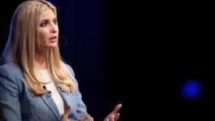 Lors d'une conférence, Ivanka - la fille de Donald Trump s'est déclarée être «très farouchement contre la séparation des familles». Elle a également pris ses distances concernant les attaques de son père envers la presse.  jeudi 02.08.2018 à Washington