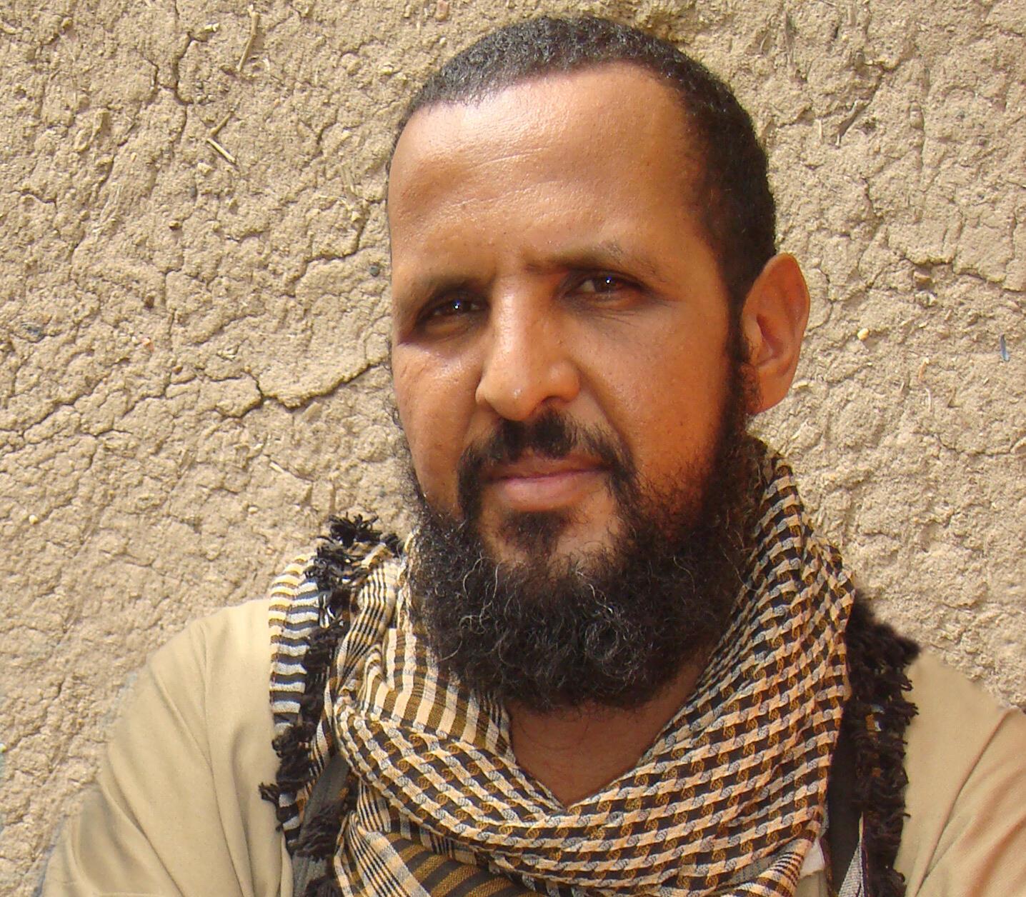Abdel Hakim, chef du Mujao et tous les islamistes à Gao.