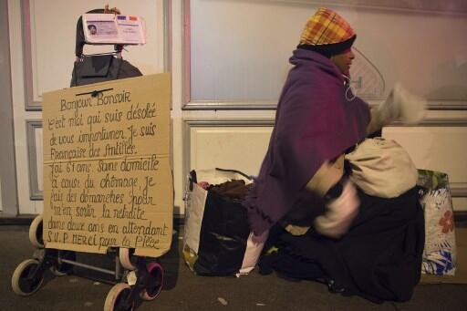 """A """"Cité des dames"""" pode acolher 50 mulheres todas as noites."""