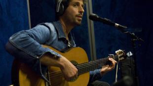 Ed Laurie au studio 136