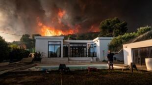 Marseille-fire-incendie