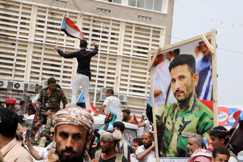 جداییطلبان جنوب یمن در عدن