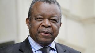 Le professeur Jean-Jacques Muyembe le 28 mai 2015.