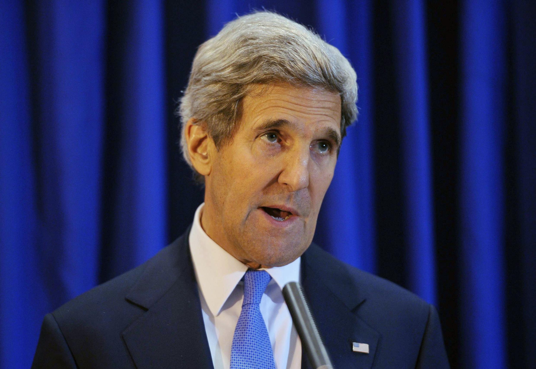 John Kerry se dit « très inquiet » de l'aide extérieure dont bénéficient les groupes rebelles dans l'est de la RDC.