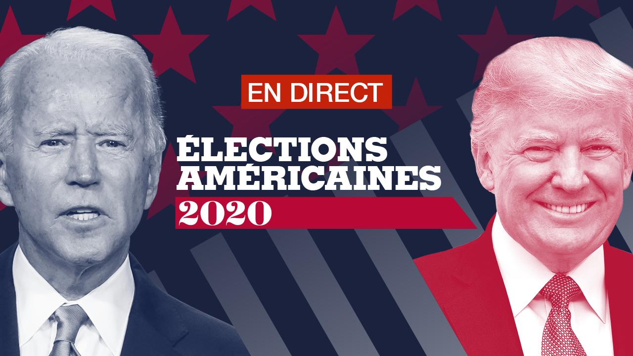 2020年美國總統大選引人關注