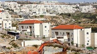 Nyumba ambazo ni miongoni mwa majengo mapya yanayoendelezwa na Serikali ya Israel kwenye ukanda wa Jerusalem