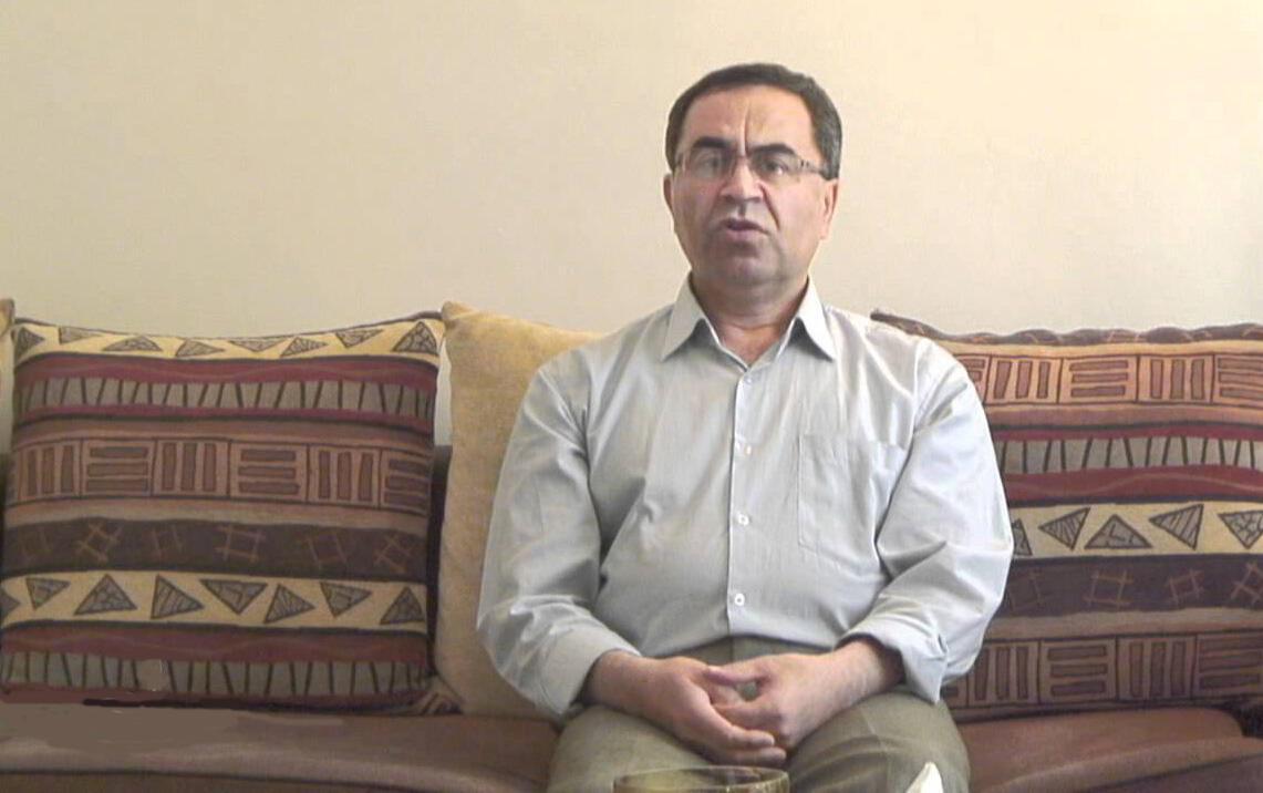 رضا علیجانی، فعال سیاسی ساکن پاریس