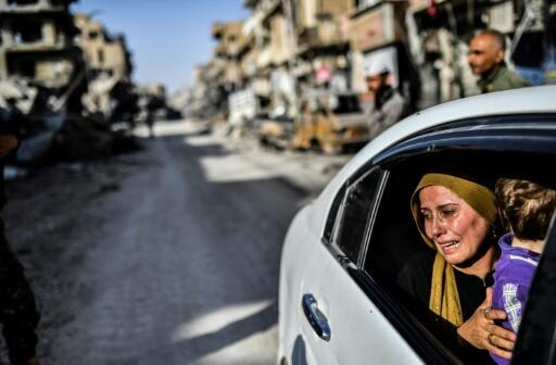 Syria's war has killed more than 340,000 people since 2011 and left much of the country in ruin