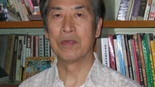 中國山東大學退休教授孫文廣